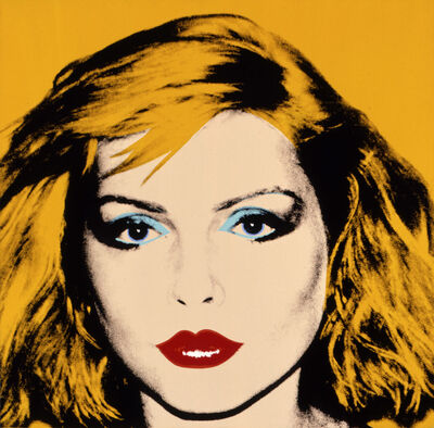 Andy Warhol, 'Debbie Harry ', 1980