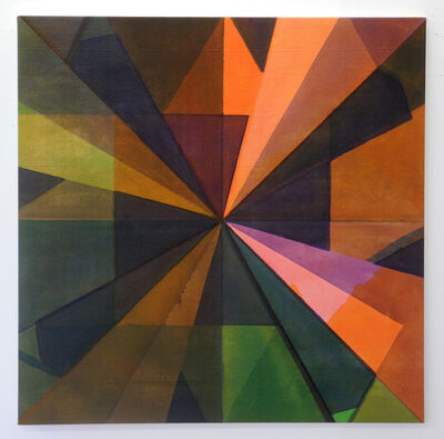 Field Kallop, 'Octahedron Painting (II)', 2016