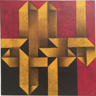 Omar Rayo, 'Diariamente ', 1964