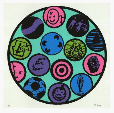 Derek Boshier, 'Circle', 2000