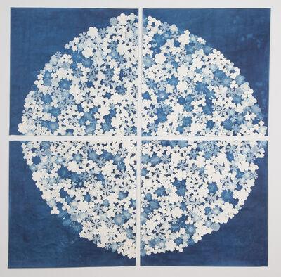 Danielle Rante, 'Botanical Disc 1', 2015