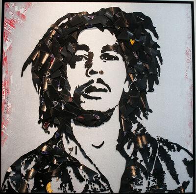 Mr. Brainwash, 'Bob Marley', 2012