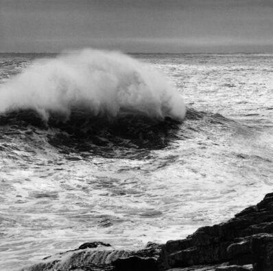 Alexandra de Steiguer, 'Storm Wave #2 - Star Island', 2008