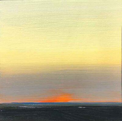 Lisa Grossman, 'Red Sun Sketch', 2002