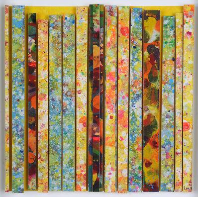 Lou Stovall, 'Thin Pastels', 2019