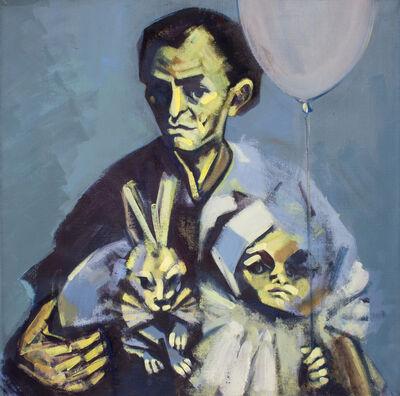 Anna Navasardian, 'Rabbit Potrait', 2014