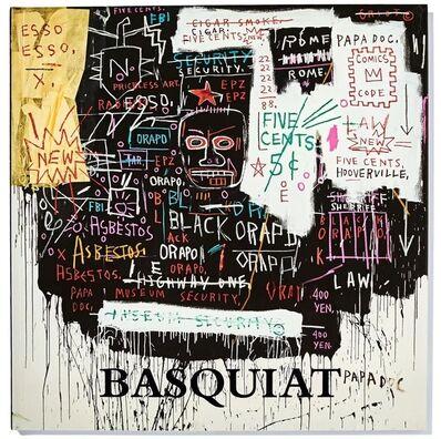 Jean-Michel Basquiat, 'Basquiat Catalogue Museum Security (Broadway Meltdown)', 2015