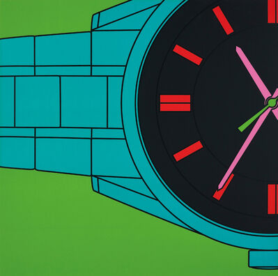Michael Craig-Martin, 'Watch, from Fragments', 2015