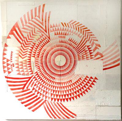 Michael Conrads, 'Exzentrische Dreieckskomposition (Zygote N.13)', 2014