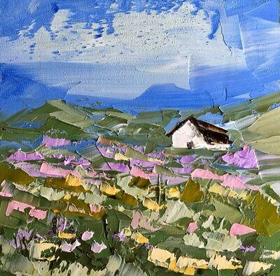 Sandra Pratt, 'Summer Flowers', 2019