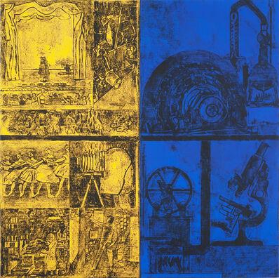 Matt Mullican, 'Untitled (From the World Unframed)', 1987