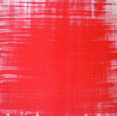Karen J. Revis, 'Red Grid II', 2002