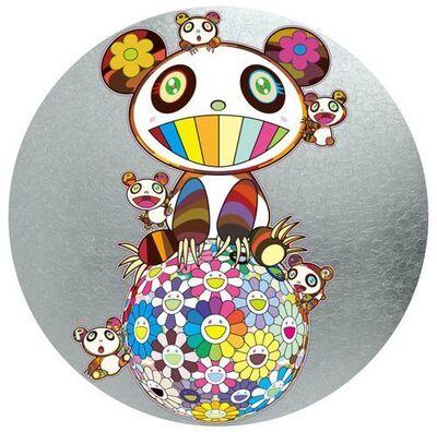 Takashi Murakami, 'Panda with Panda Cubs', 2020