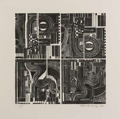 Eduardo Paolozzi, 'Eros and Dresser', 1975