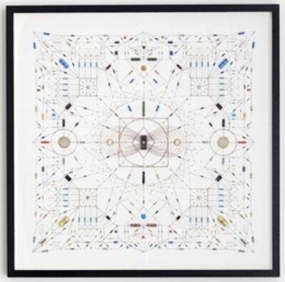 Leonardo Ulian, 'Technological Mandala 17', 2013