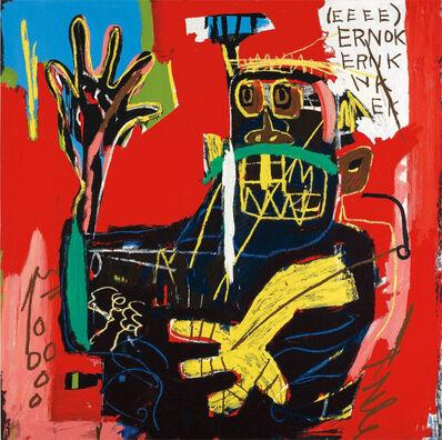 Jean-Michel Basquiat, 'Ernok', 1983