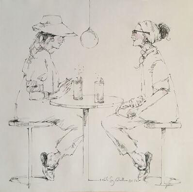 Paula Sanz Caballero, 'Dos mujeres (Two women)', 2018