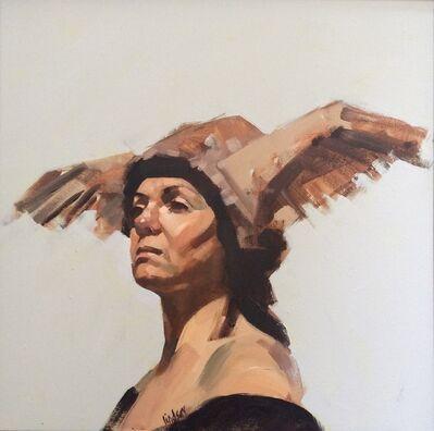 Steven Lindsay, 'Arc of Petasos, study', 2017
