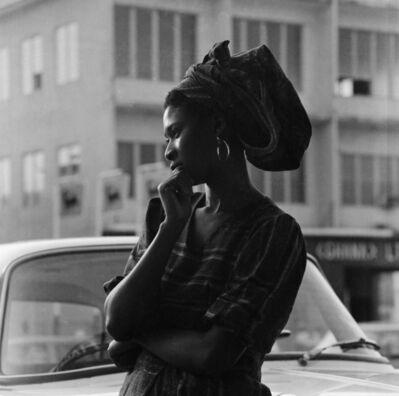 James Barnor, 'Accra, c. 1970s', 2019