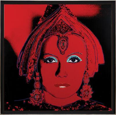 Andy Warhol, 'The Star. (Greta Garbo.)', 1981