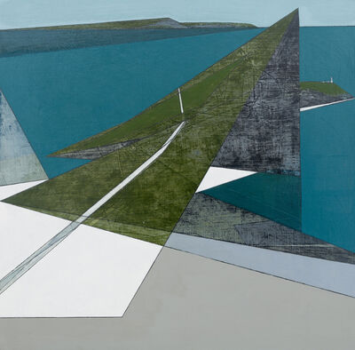 Vanessa Gardiner, 'Sea Cliff 5', 2018