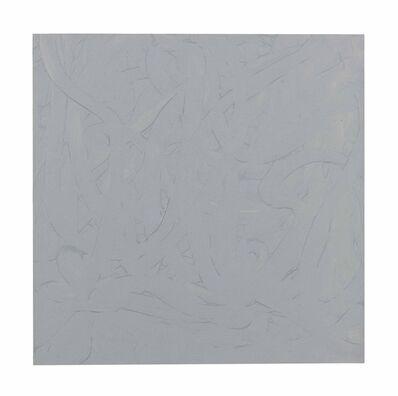 Gerhard Richter, 'Vermalung Grau'