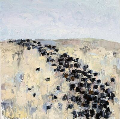 Theodore Waddell, 'Rapelje Angus #3', 2018