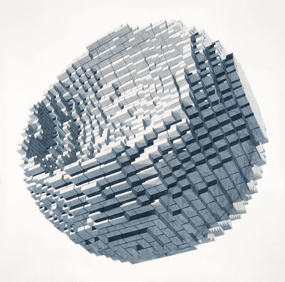 Dagoberto Rodríguez, 'Planeta de Arcilla', 2020