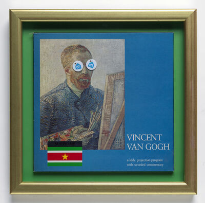 Hilarius Hofstede, ' Sergeant Vincent (Van Gogh with the Flow!)', 2018