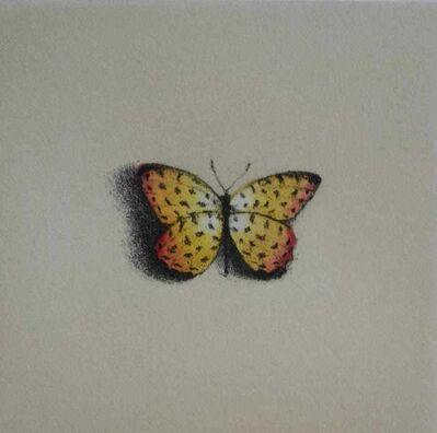 Lisa Milroy, 'Butterfly II', 1994