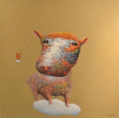 Wang Zhi Wu 王志武, 'Shoulder Angel', 2014