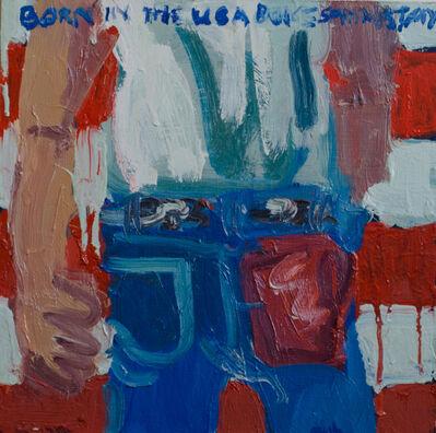 Todd Bienvenu, 'Born in the USA', 2016