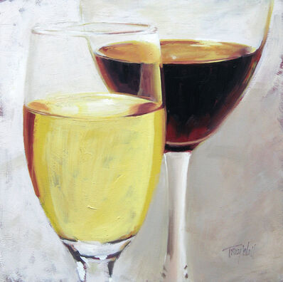 Tracy Wall, 'Pinot Grigio and Cab', 2015