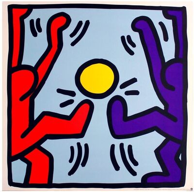 Keith Haring, 'Untitled', ca. 1993