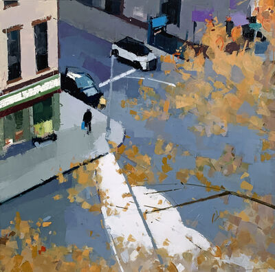 Lisa Breslow, 'Autumn Shadows', 2019