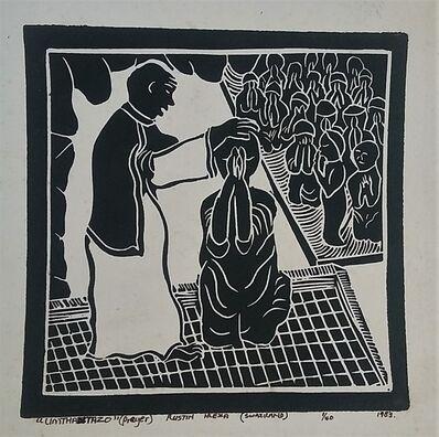 Austin Hleza, 'Umthantazo/Prayer', 1983