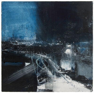 Emilia Dubicki, 'The Blackish Pane', 2016