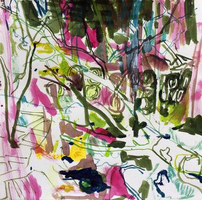 Allison Gildersleeve, 'Toppled Stick', 2013