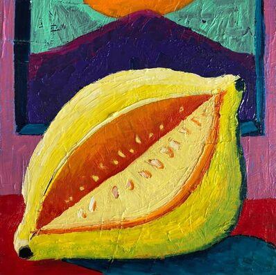 Ryan Schneider, 'Open Lemon', 2018