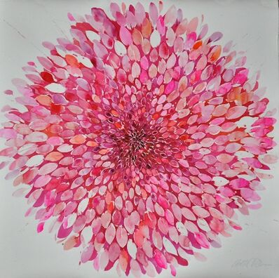 Idoline Duke, 'Big Pink Flower', 2013