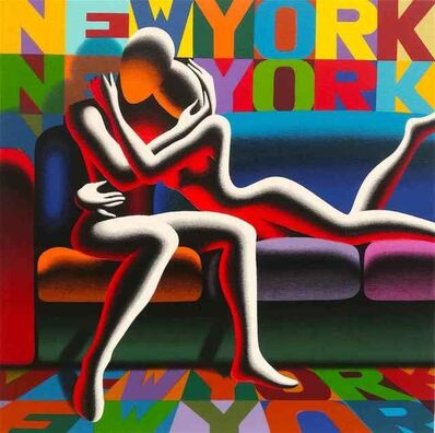 Mark Kostabi, 'The Way We Are', 2018
