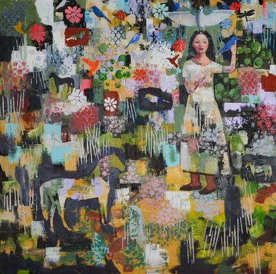 Rimi Yang, 'Love of Earth', 2017