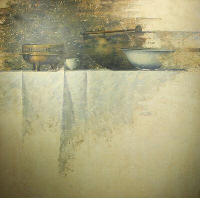 Allan Madsen, 'Golden Vessels II'
