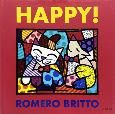 Romero Britto, ''Happy!'', 2010
