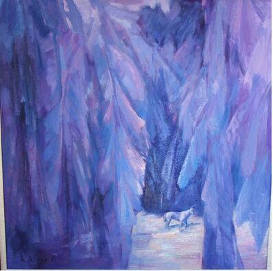 YING LEUNG WONG, 'A walk', 2011