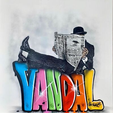 Nick Walker, 'New-York Times Vandal', 2013