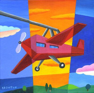 Philip Stanton, 'Tibidabo's plane', 2019