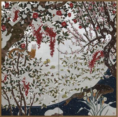 Nakano Daisuke, 'Snowy World', 2016