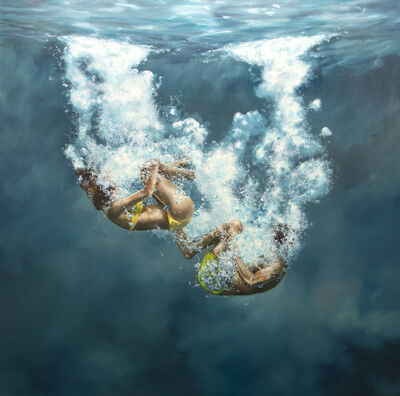 Eric Zener, 'Tumbling Through It All', 2019