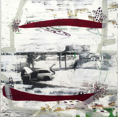 Juan Ugalde, 'Nieve y lunares', 2017